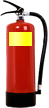 Fire Extinguisher - Wet Chemical.