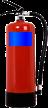 Fire Extinguisher - Powder.